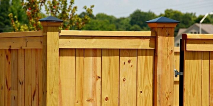 How to Build a Wooden Gate