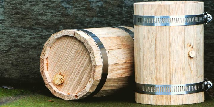 How to Make a Wood Barrel