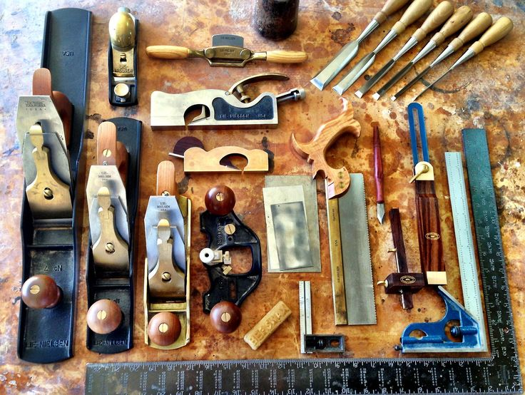 The Hand Tools for Woodworking You Need to Get Started - Wood Turned