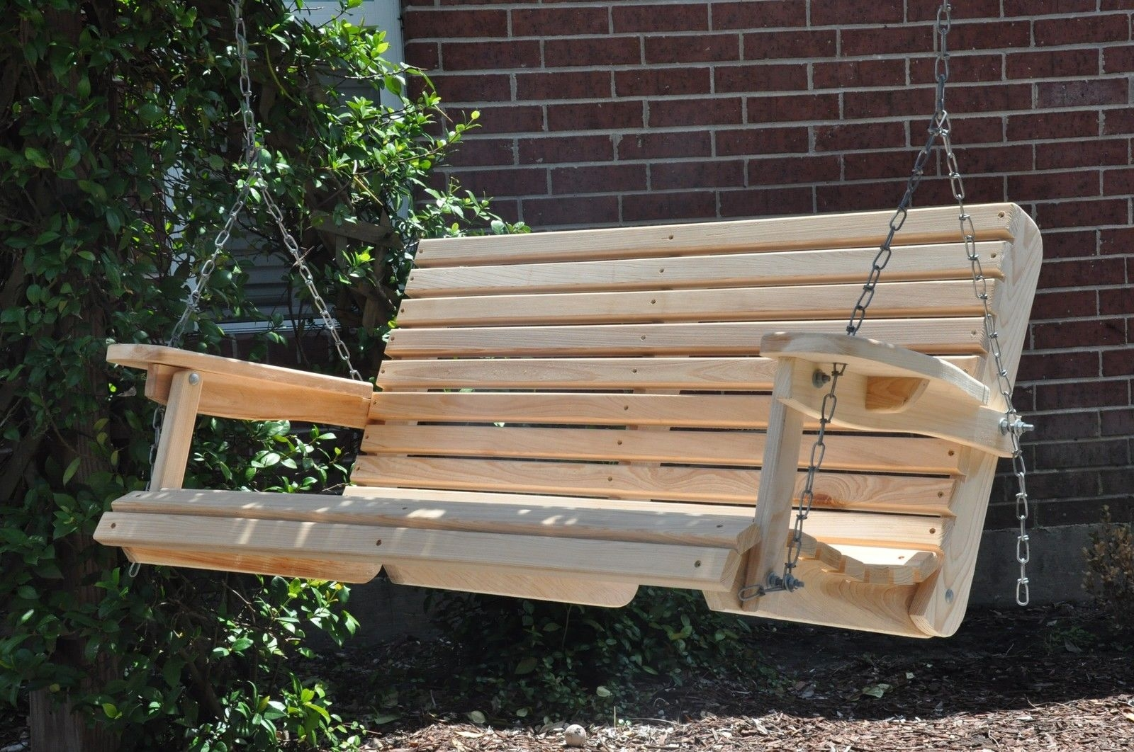 How to Build a Wooden Porch Swing - Wood Turned