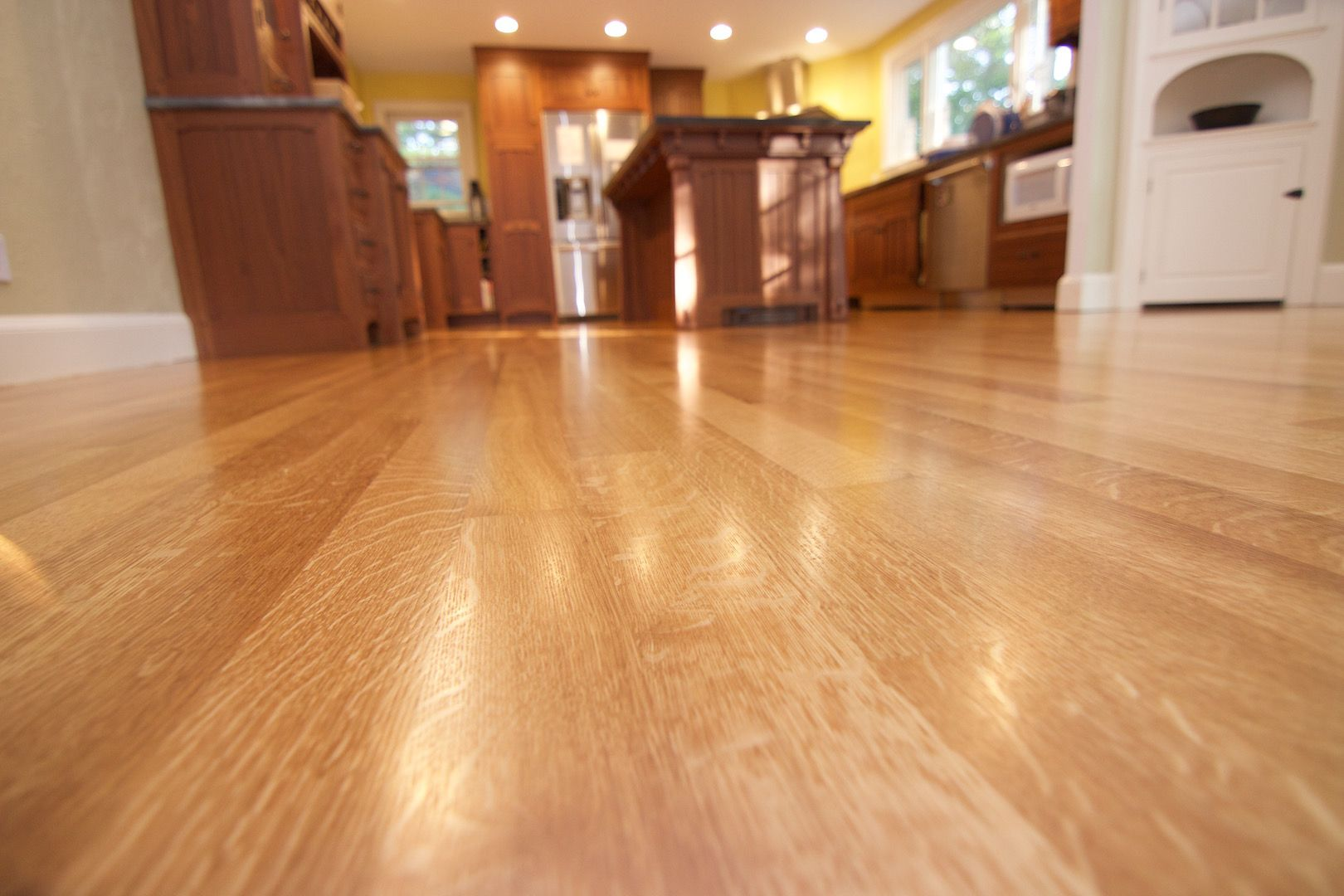 Water Based Polyurethanes For Floors